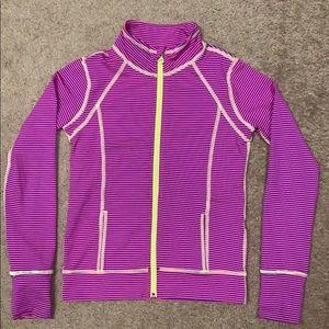 Zella Girl Zip Up Athletic Jacket